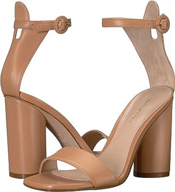 d202bd38dd3d8 Amazon.com: Stuart Weitzman Women's Dotsalot Studded Flat: Shoes