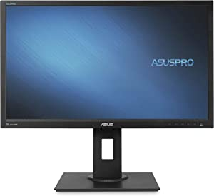 "ASUS PRO C624AQH 23.8"" Full HD 1920x1080 IPS DP HDMI DVI VGA Ergonomic Back-lit LED Monitor"