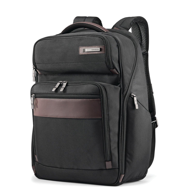 Samsonite Kombi Large Backpack, Black/Brown, One Size
