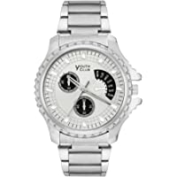 YOUTH CLUB YCC-57WH Silver Chronograph Pattern for-Boys