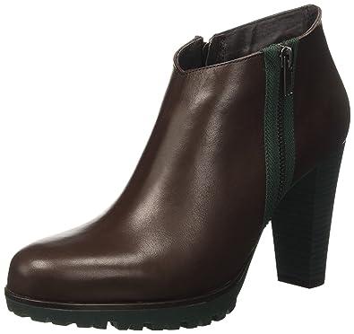 Lumberjack Damen Karen Ankle Boot, Braun, 39 EU