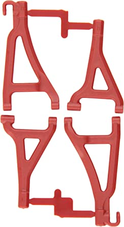 RPM 80692 Front Upper//Lower A-Arms Black 1//16 E-Revo