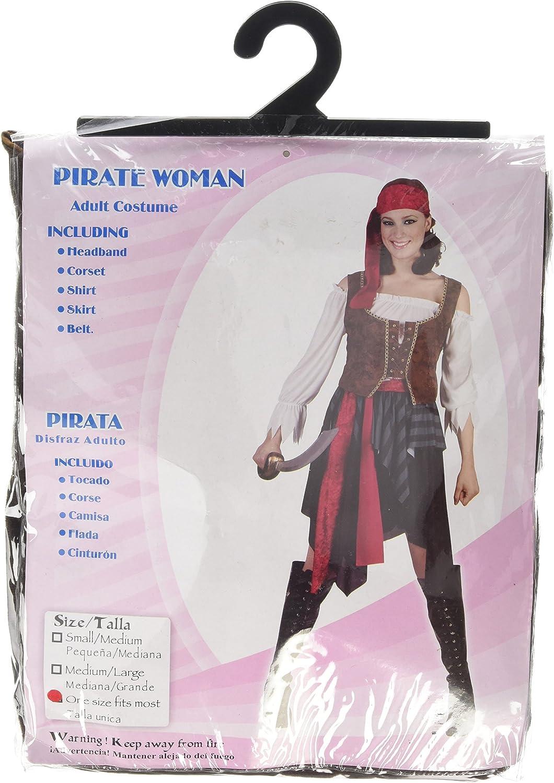 Humatt Perkins Pirate Woman