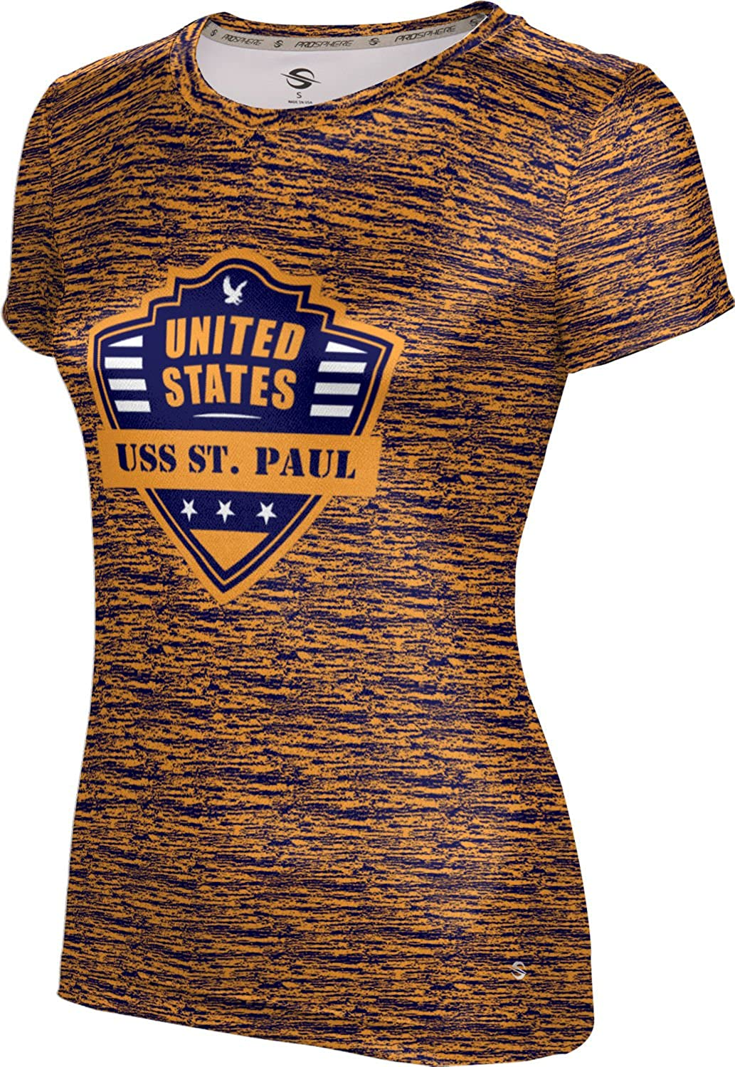 ProSphere Women's USS St. Paul Military Brushed Tech Tee