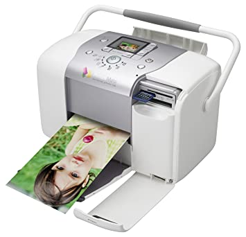 Epson Picturemate 100 Personal Photo Lab Compact Printer Amazonco