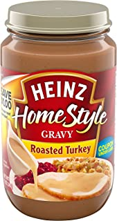 product image for Heinz Homestyle, Roasted Turkey Gravy, 12 oz