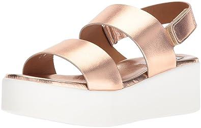 e9102ee82ec Amazon.com | Steve Madden Women's Rachel Wedge Sandal | Sandals