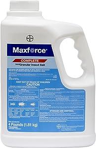 Bayer Maxforce Complete Granular Bait - 4 lb jug Maxforce Products