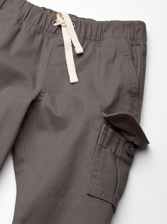 Nino Gris Eu 104 110 Essentials Us 4t Pantalones Cargo Para Nino Ropa Reskill Uom Gr