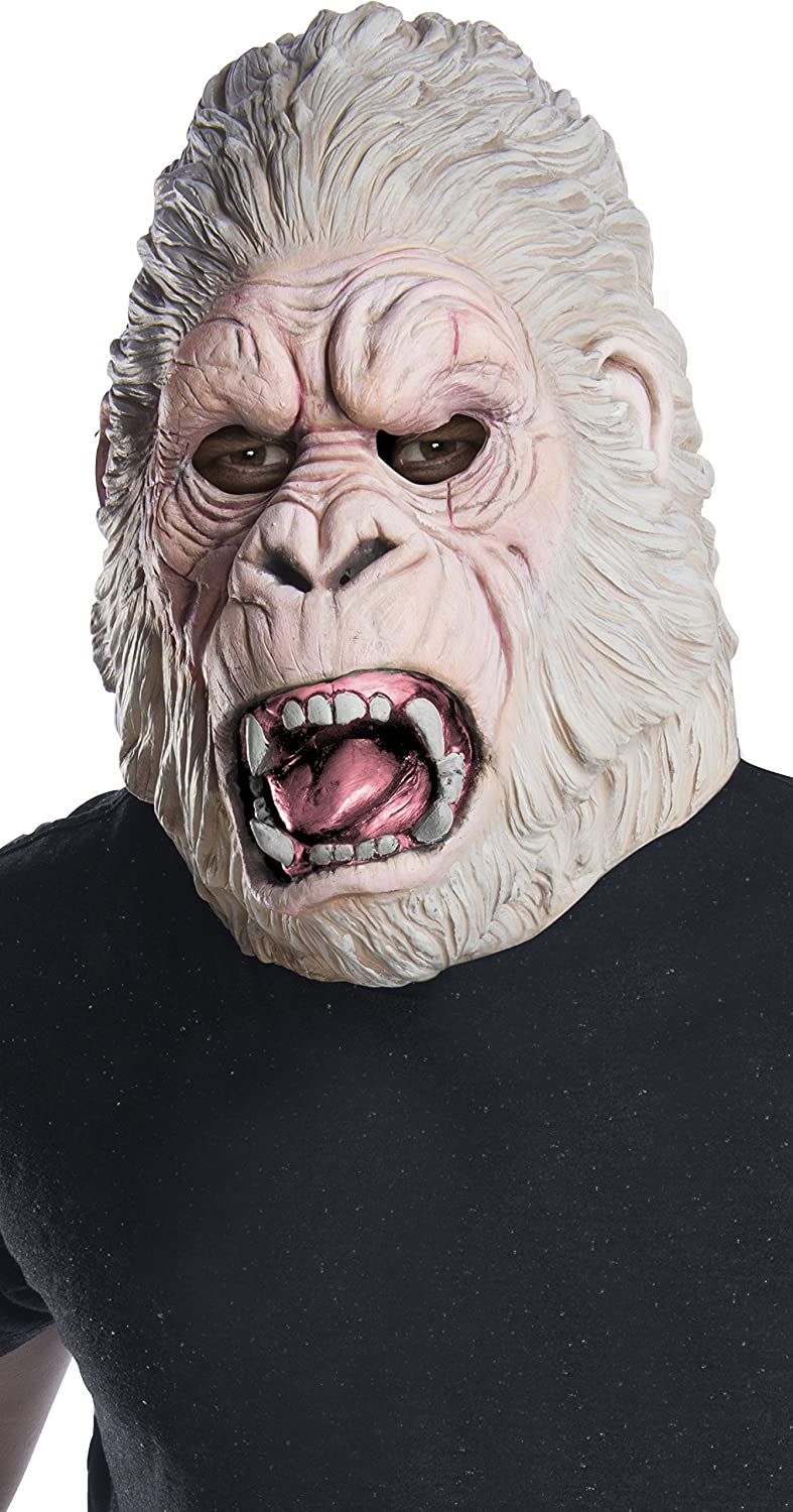 Amazon Com Rubie S Men S Rampage George Overhead Latex Mask As