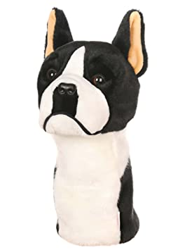 Daphnes Boston Terrier - Funda Creativa para Palos de Golf ...