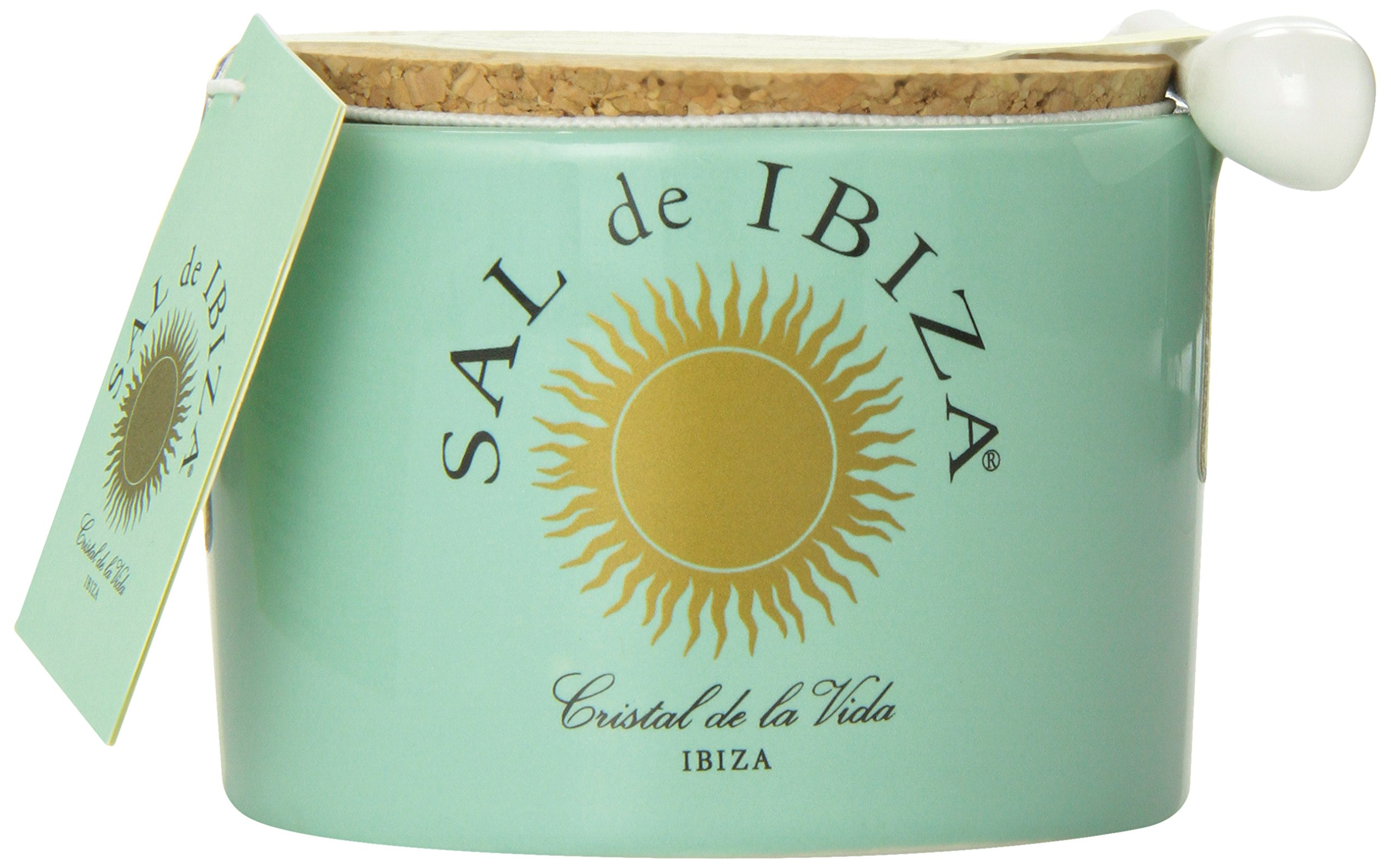 Sal de Ibiza Fleur de Sel im Steintopf by Sal de Ibiza (Image #1)