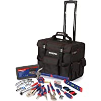 Workpro W009029A 176-Pieces Tool Set With Trolley Bag