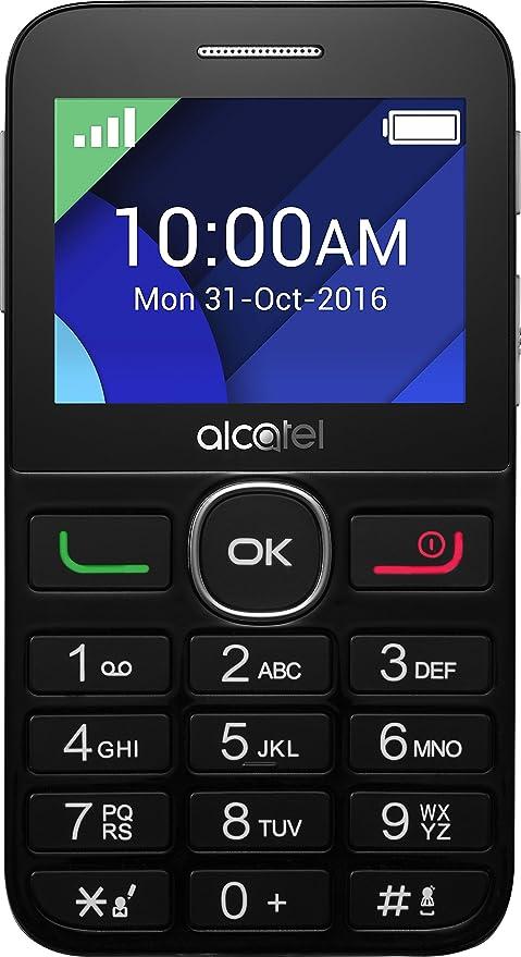 9 opinioni per Alcatel 2008G-3balde1 Telefono Cellulare (Display 6,1cm (2,4pollici), 16GB