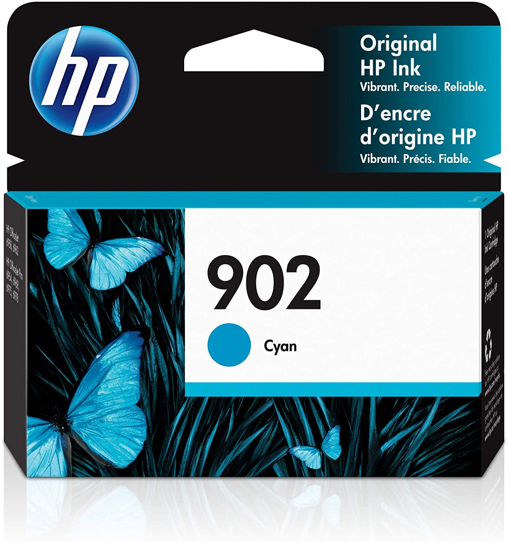 HP 902 | Ink Cartridge | Cyan | T6L86AN, 1 Pack