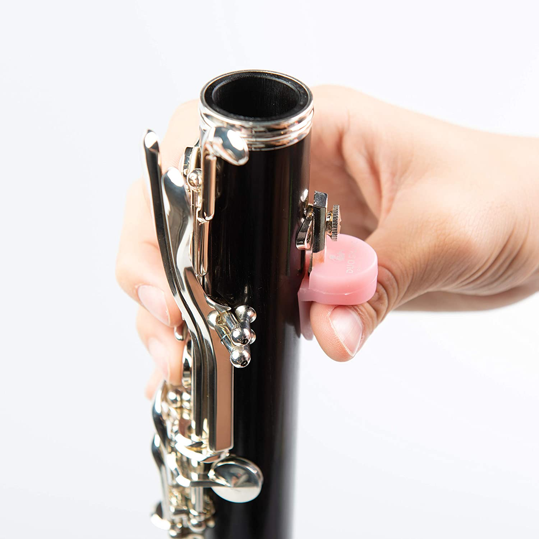 Clarinet Thumb Rest Thumb Cushion Finger Rest Cushion Clarinet Thumb Rest Protector for Oboe Clarinet