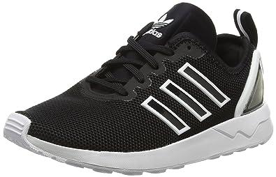 quality design 588af 44970 adidas Zx Flux Adv, Baskets Basses Mixte Adulte, Noir (Core Black Core