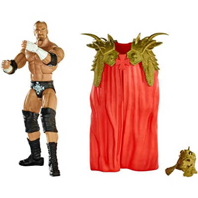 WWE Elite Collection Series #35 - Triple H Action Figure: Toys & Games