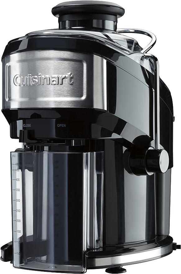Cuisinart CJE-500 Licuadora de Zumo, 500 W, 1.2 litros, Acero ...