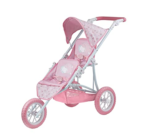 Baby Annabell 1423481 Carrito Doble muñeca Accesorios