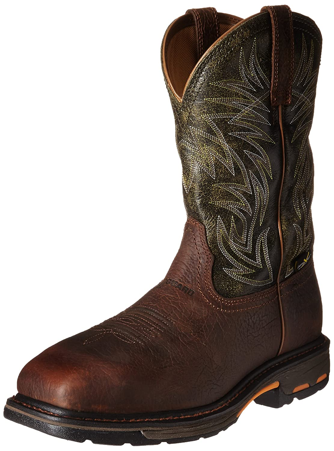 Ariat メンズ B00UA03LQK 9 D(M) US|Ridge Brown/Moss Green Ridge Brown/Moss Green 9 D(M) US