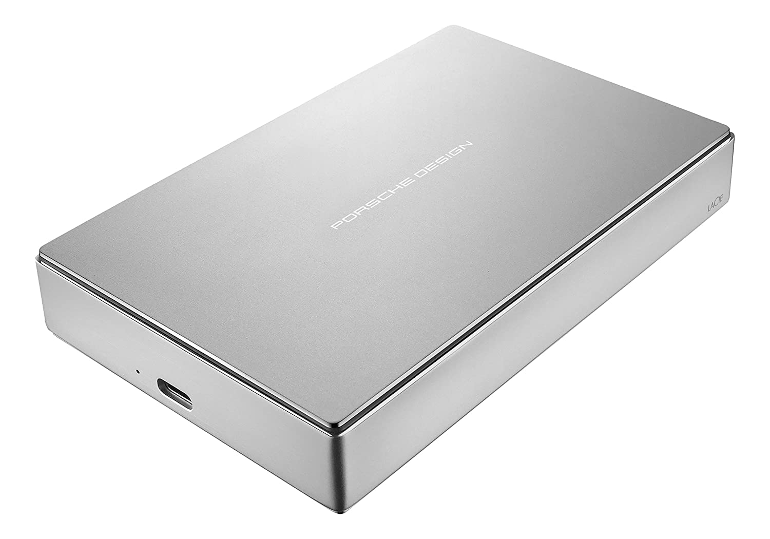 LaCie Porsche Design 4TB Mobile Hard Drive Black Friday Deal