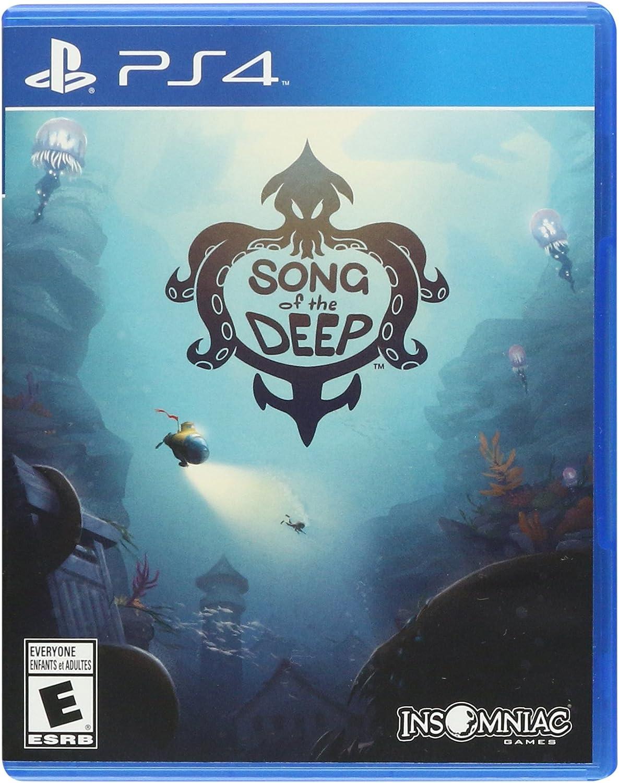 Song of the Deep PS4 - US Version: Amazon.es: Juguetes y juegos