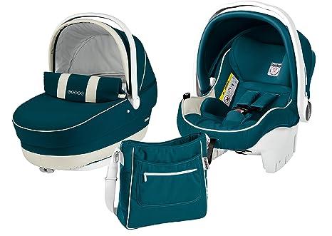 Peg-Pérego Modular XL Pure - Conjunto de capazo, silla de ...