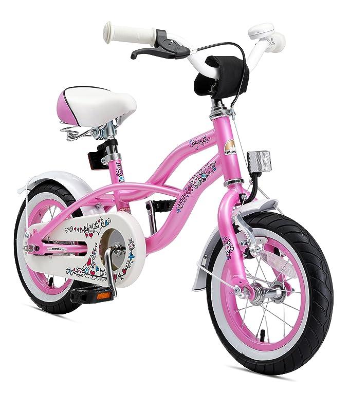 37 opinioni per BIKESTAR Bicicletta Bambini 3-5 Anni ★ Bici Bambino Bambina 12 Pollici Freno a