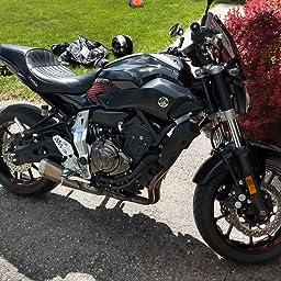 Turn Signal Lights 2015-2017 Yamaha FZ-07 2014-2016 FZ-09 Flat Mount LED Dual Ciruit Running