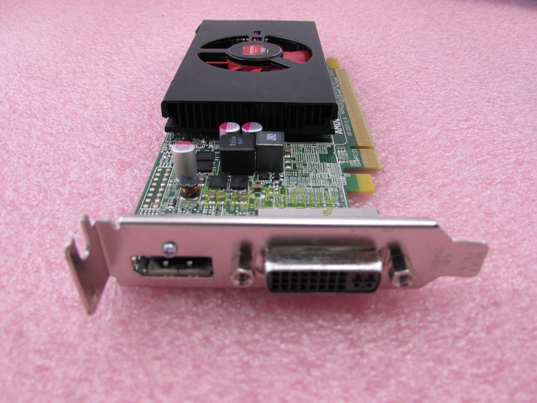 Dell YT0RH AMD Radeon HD 8570 1GB DDR3 128-Bit PCIe x16 Low Profile Video Card