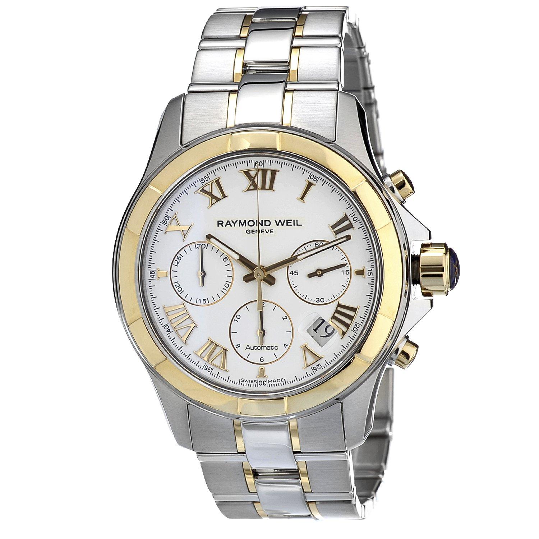 Raymond Weil Men's 7260-SG-00308 Chronograph Automatic Watch