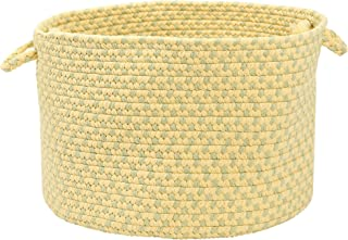 product image for Colonial Mills All-Weather Indoor/Outdoor Storage Basket, Sundance