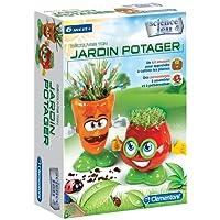 Clementoni - 52156-Jardin potager-Jeu scientifique