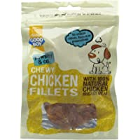 Good Boy Chewy Chicken Fillets Dog Treats (10 Packs)
