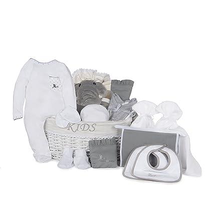 Canastilla bebé Post Hospital Plena - caja regalo recién nacido-más ...