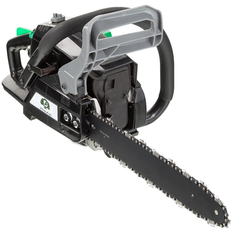 Ultranatura Motosierra de gasolina BK-100, longitud de espada 35 cm, 1200 W: Amazon.es: Bricolaje y herramientas