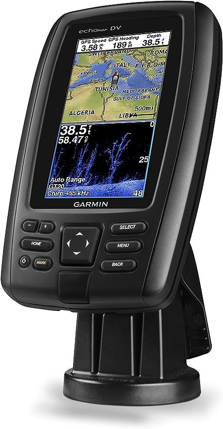Garmin 010-01562-00 - GPS echoMAP Chirp 42dv WW Sonar sin xdcr ...