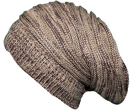 188e149294c FRIENDSKART Beige Winter Woolen Beanies Cap  Amazon.in  Clothing ...