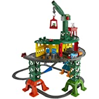 Fisher-Price Thomas & Friends Super Station Playset Train