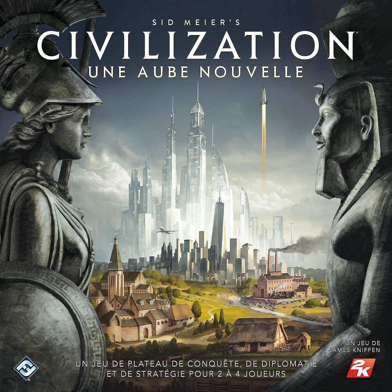 Asmodee- SID Meiers Civilization - Juego de Mesa: Amazon.es ...