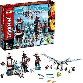Oferta amazon: LEGO Ninjago - Castillo del Emperador Olvidado Set de construcción de Aventuras Ninja con Dragón de Juguete, Novedad 2019 (70678) , color/modelo surtido