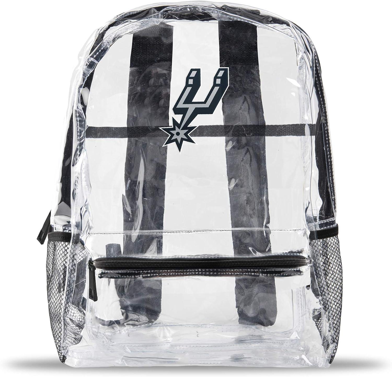 FOCO NBA San Antonio Spurs Sports Fan Backpacks, One Size, Team Color : Sports & Outdoors