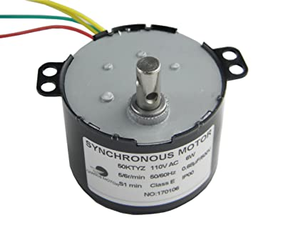 Ac Synchronous Motor Wiring Diagram on