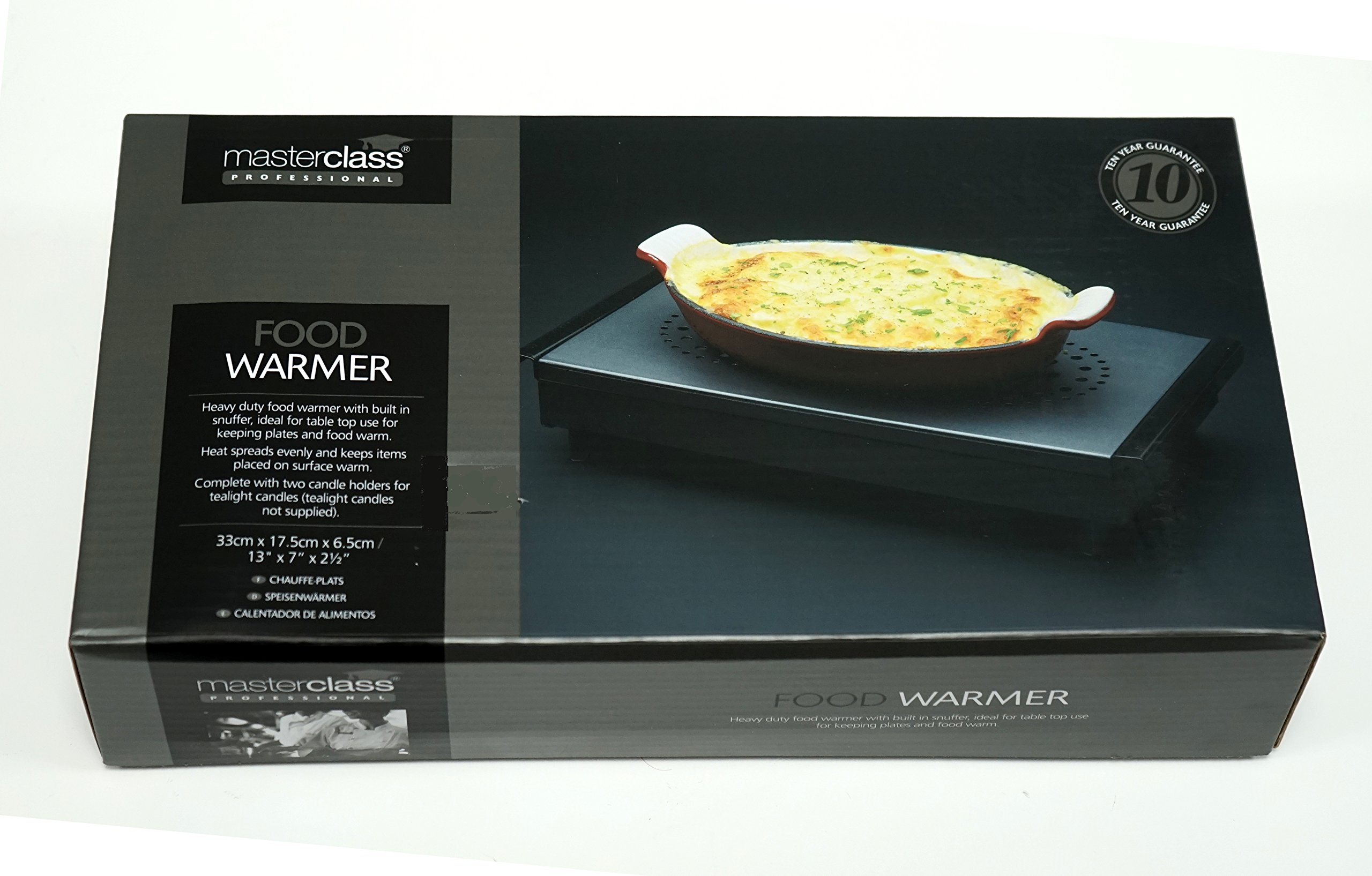 Master Class Professional Double Light Food Warmer by Kitchen CRaft (Image #2)