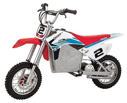 Review Razor Dirt Rocket SX500 McGrath Electric Motocross Bike
