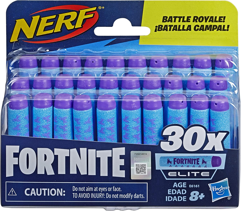 Nerf Pack de 50 Flechettes Nerf Elite 2.0 Officielles