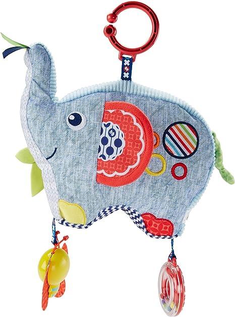Fisher-Price Elefante activity, juguete colgante para bebé recién nacido (Mattel FDC58): Amazon.es: Juguetes y juegos