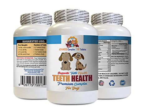 Amazon.com: Tratamientos dentales para perros grandes ...