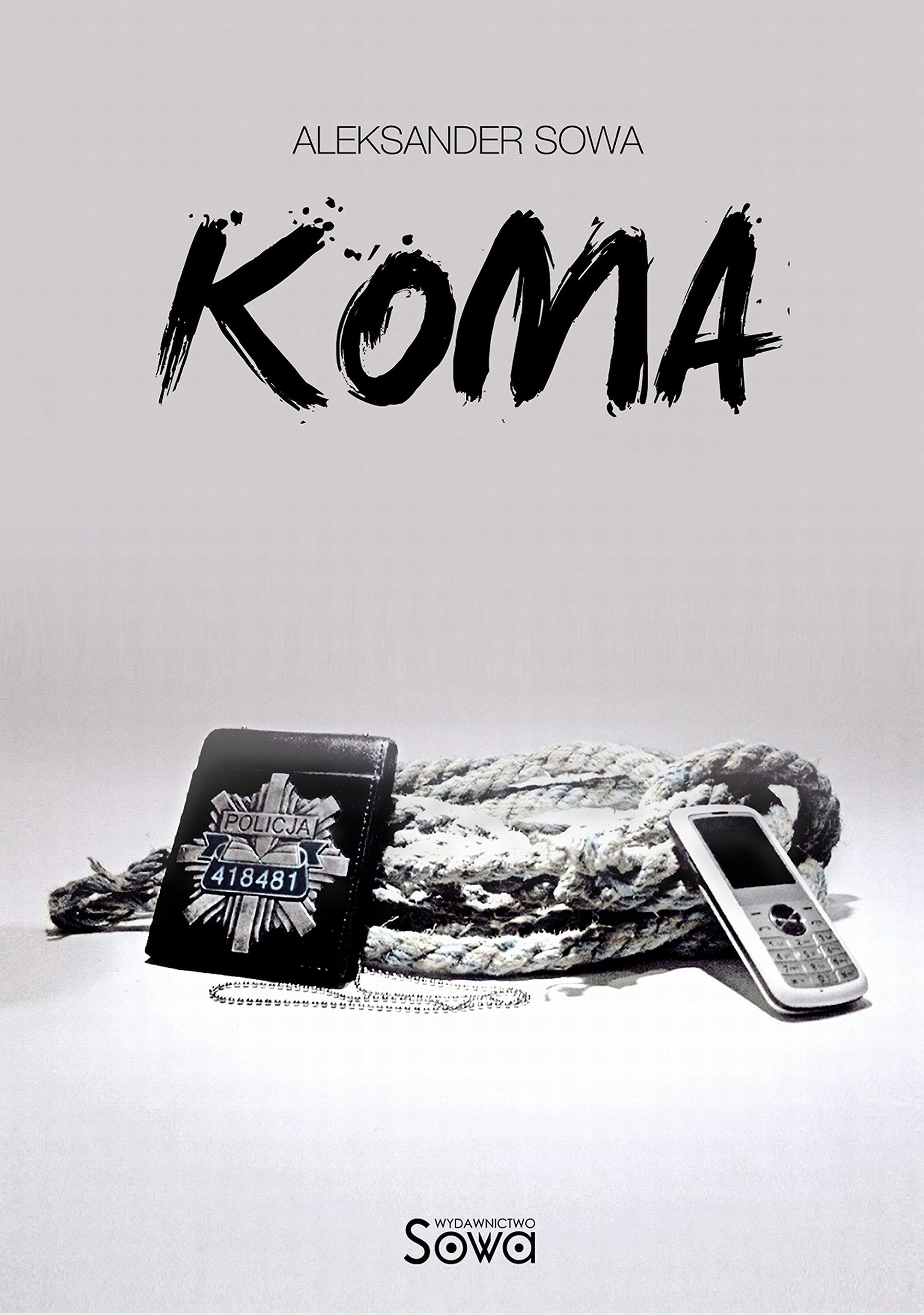 KOMA   Coma English Polish Edition  Bilingual Edition   Wydanie Dwujezyczne  English Edition